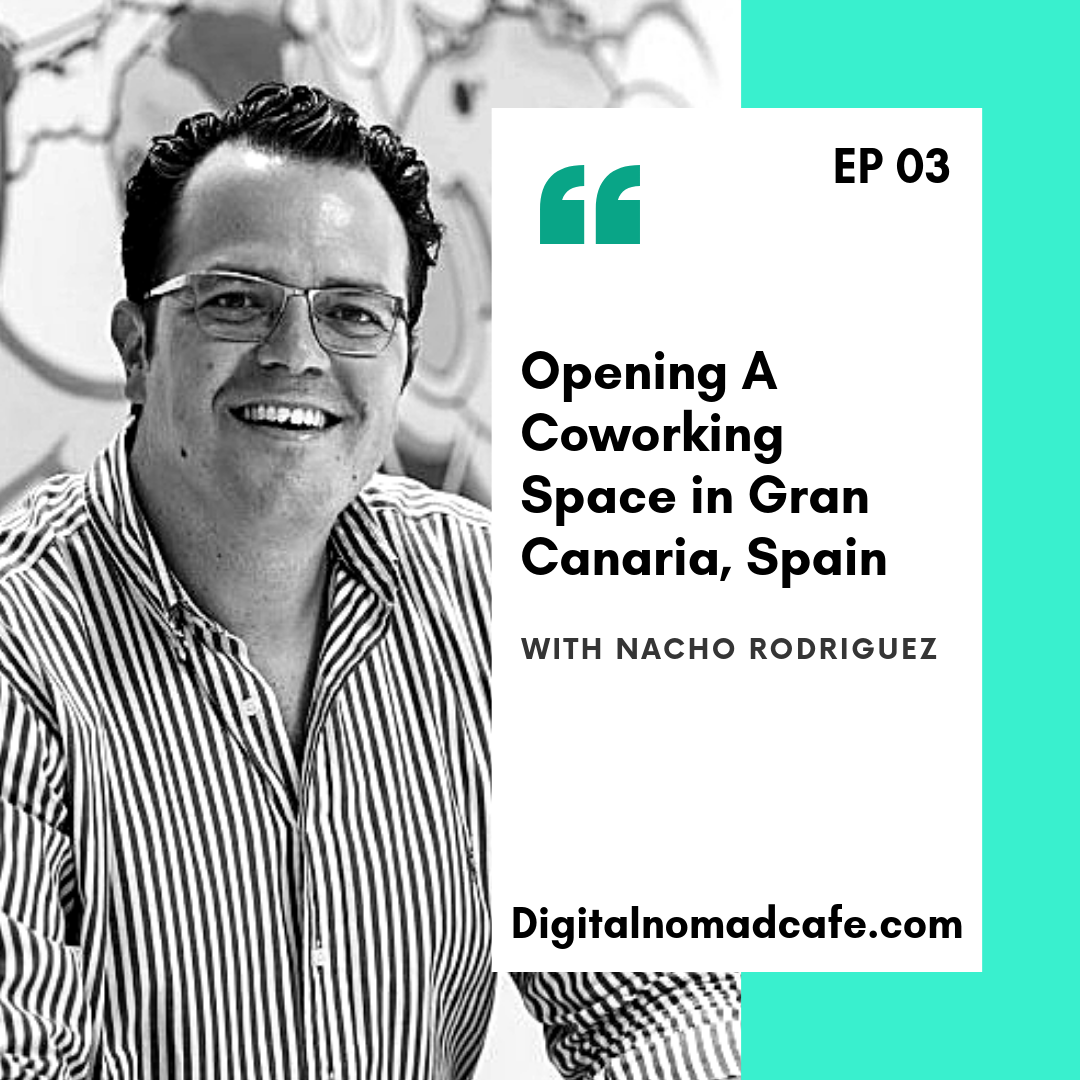 Opening A Coworking Space in Gran Canaria, Spain -ep03