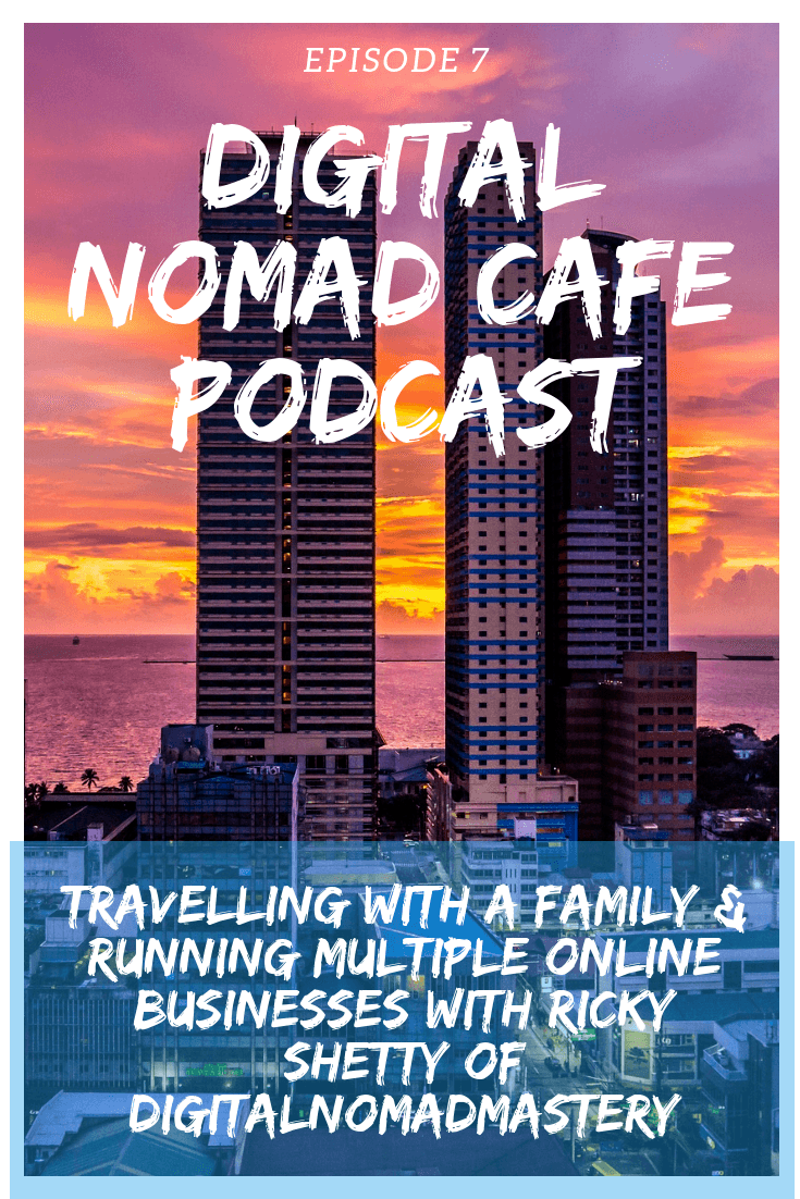 Digital Nomad Podcast