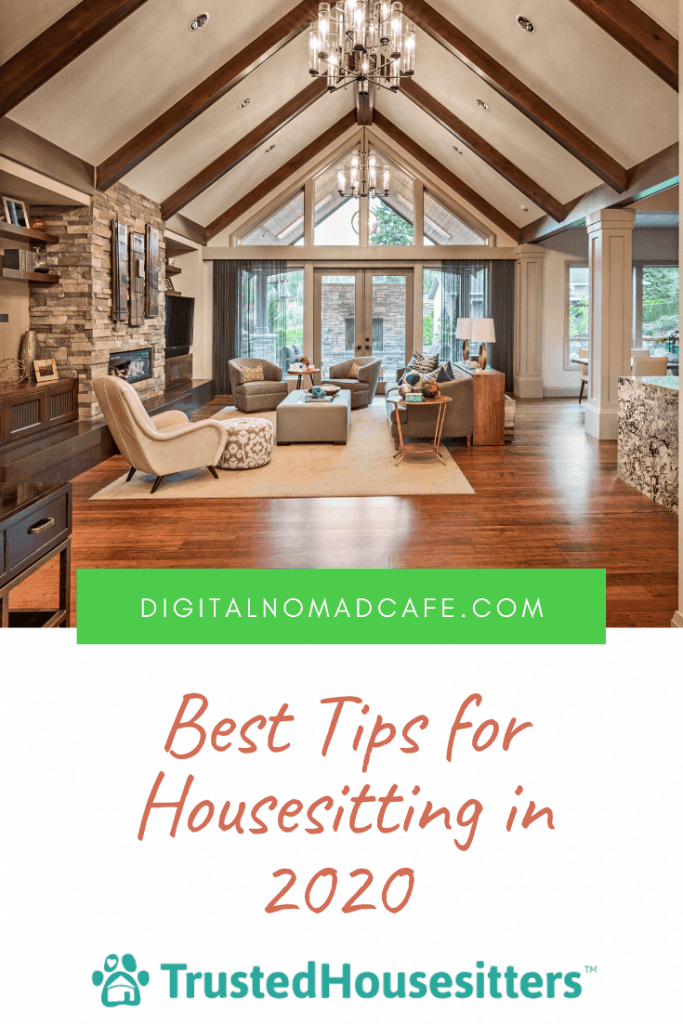 housesitting tips 2020