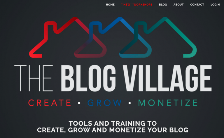 [The Blog Village-review) [The Blog Village-pricing)