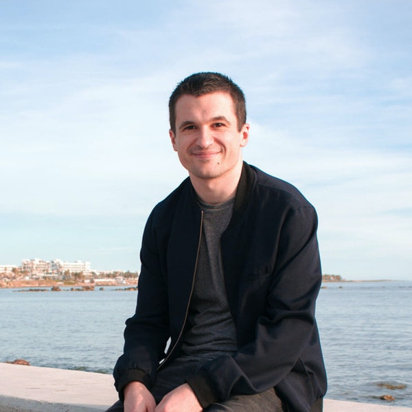 Living in Cyprus As a Freelance Web Designer with Alistair Webster