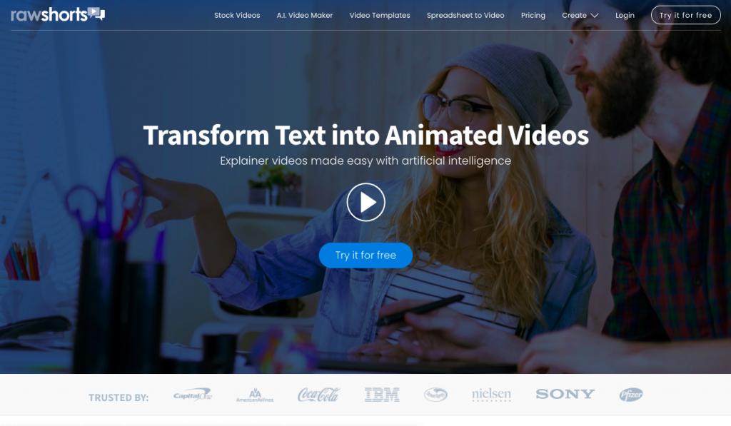 Best AI Video Creation Software