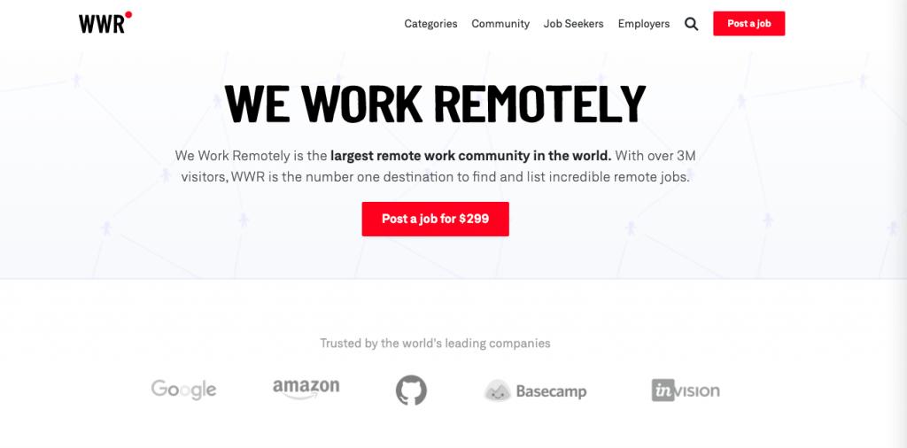 Top 10 Remote Job Boards