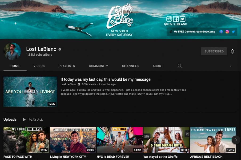 Best Youtube Channels for Digital Nomads